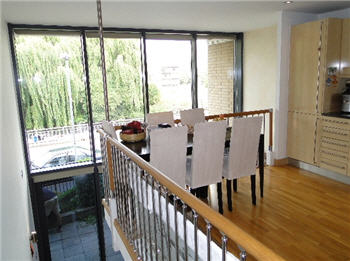 17 Water View Cambridge View From The Kitchen