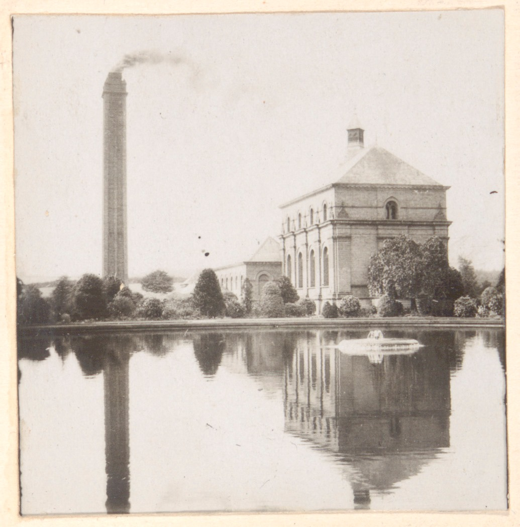 Papplewick Pumping Station - Manuscripts and Special Collections