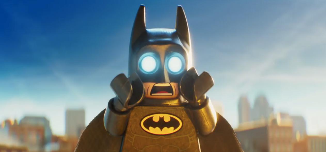 The LEGO Batman Movie TV Spot: The Brick Knight Doesn't Do Hugs